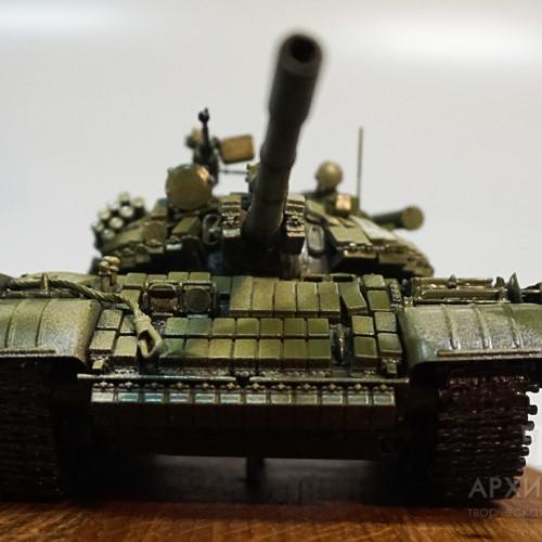 Подарункова модель танка «Т-55АМВ», масштаб 1/35, 3D друк на замовлення