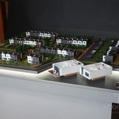 3Д друк архітектурного макета