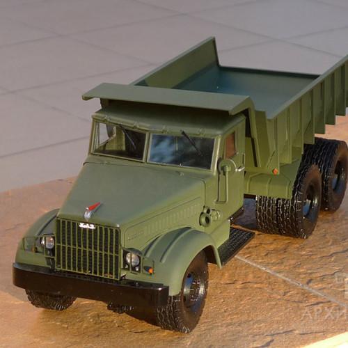 Модель автомобіля для музею, виготовлення під замовлення