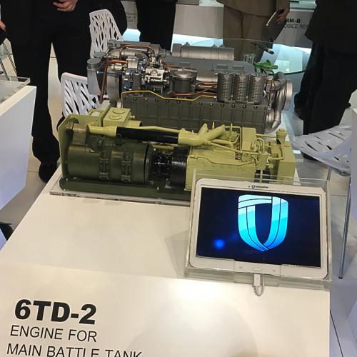 Виготовлення макетів двигунів на замовлення для виставки