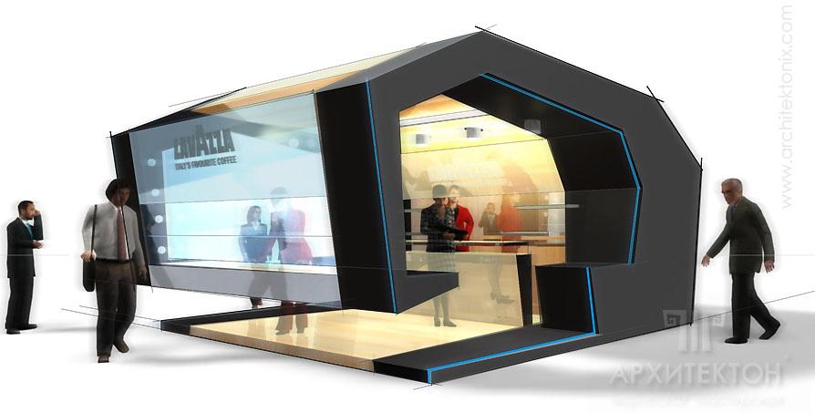 3D графика для демонстрации конструкции