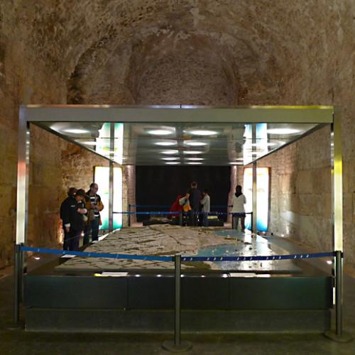 Макет в историческом музее Таррагоны