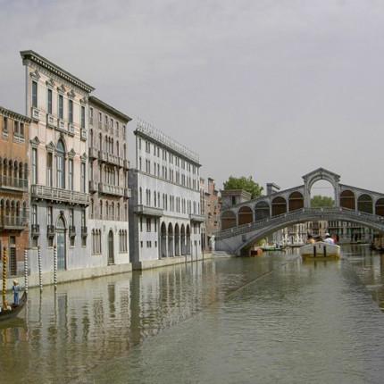 Парк архитектурных макетов «Италия в миниатюре» г. Римини. Италия