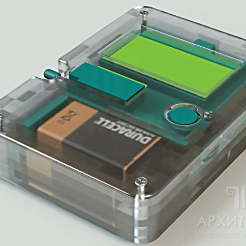 проектування дизайну нової техніки