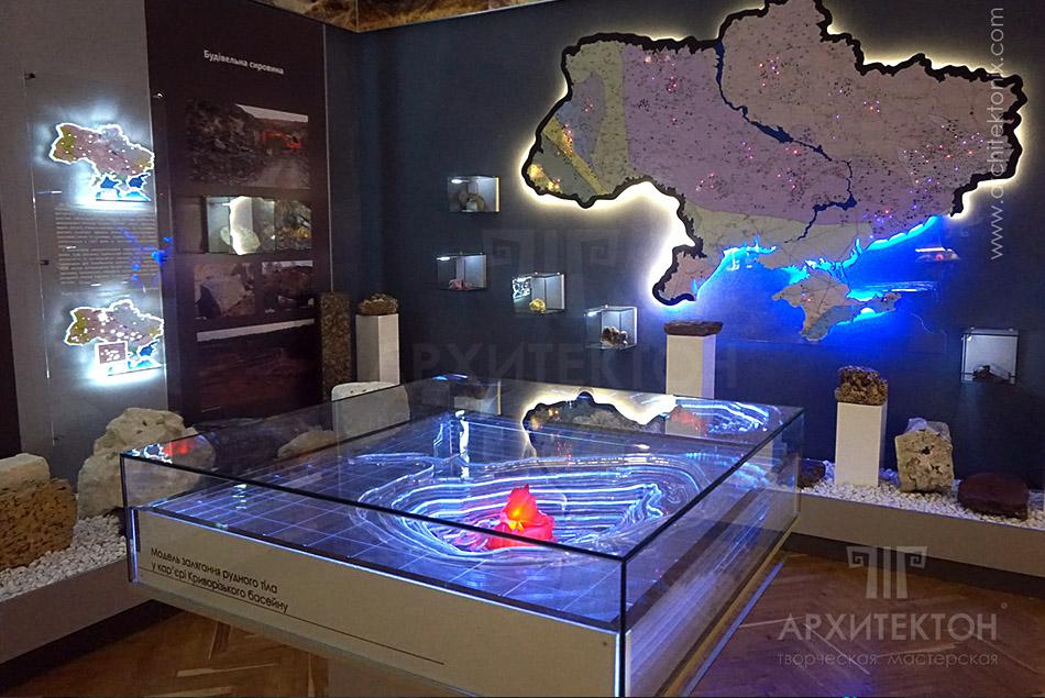 Дизайн експозиції у музеї