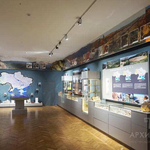 Реалізований проект музейної експозиції