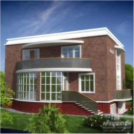 Частный жилой дом, Киевская область