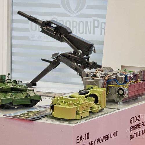 3D друк масштабних моделей танків на замовлення