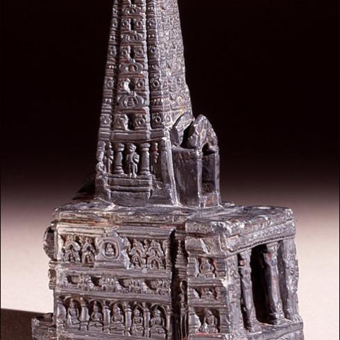 Макет храму, XII н. е. Британський музей