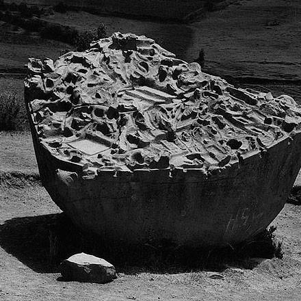 Макет міста, X-ХVI століття.