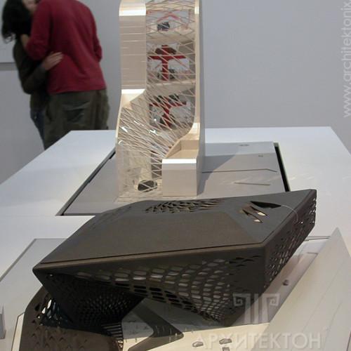 архітектурні макети, як мистецтво