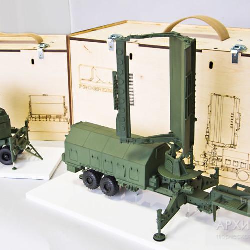 Тара для перевозки 3Д моделей в ручной клади