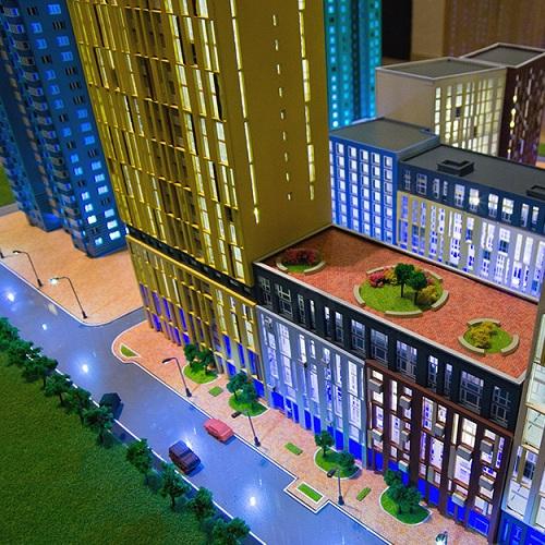 Изготовление и 3Д печать архитектурных макетов в Украине