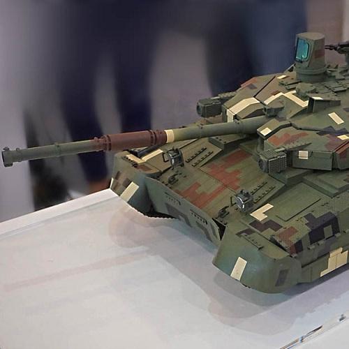 3Д  печать моделей военной техники на заказ