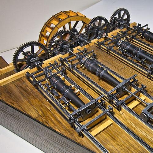 3Д печать макетов для музеев