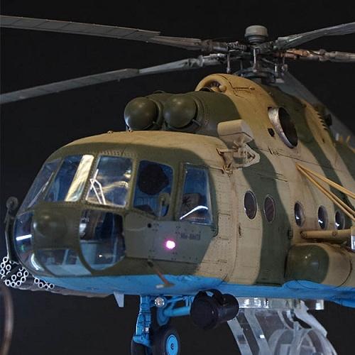 изготовление   на заказ  моделей вертолетов, Киев