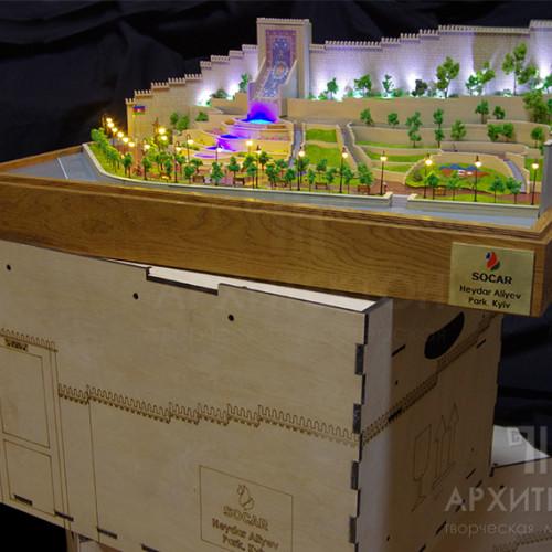 Виготовлення архітектурних ландшафтних макетів
