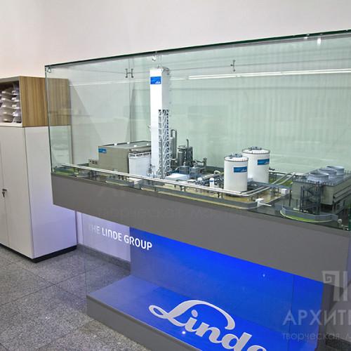 3D друк макета заводу