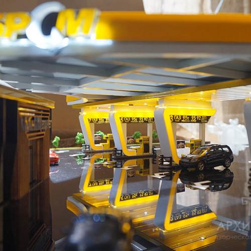 Виготовлення 3Д макета АЗС