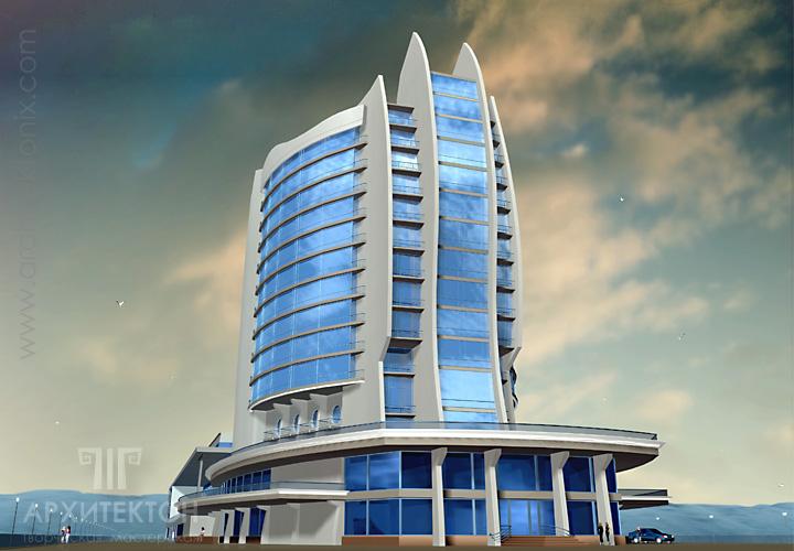 Готельний комплекс «Кемпінські» в м. Одесі