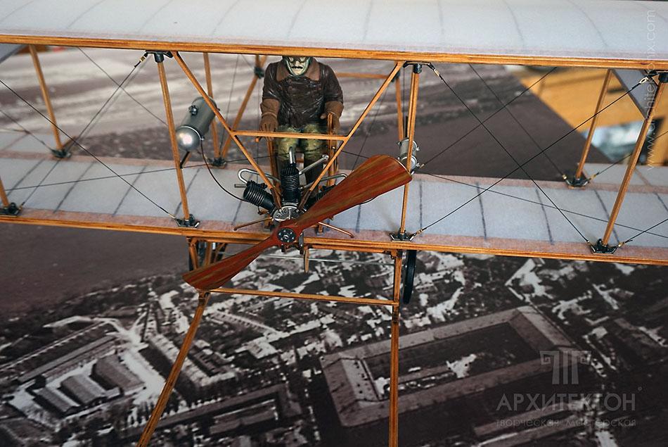 Історична модель літака