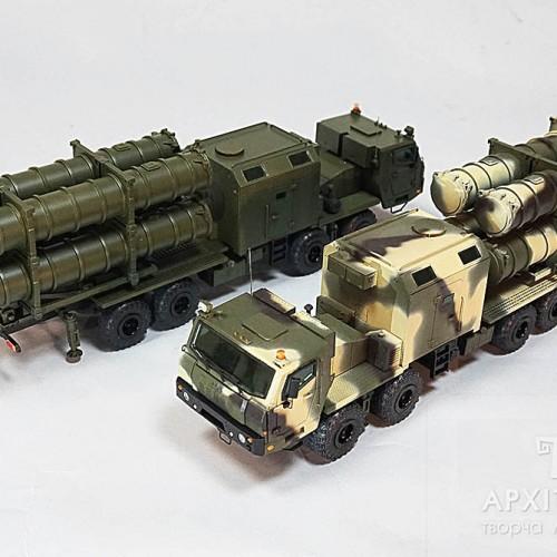 """Макет ПУ ракеты """"Нептун"""" 3Д печать"""