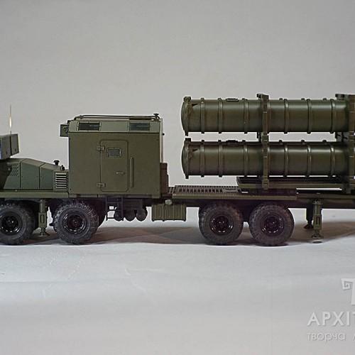 Изготовление модели пусковой Нептун на заказ, Киев