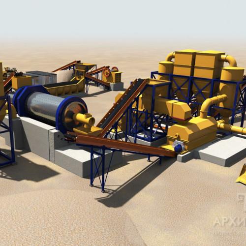 Visualization of equipment design