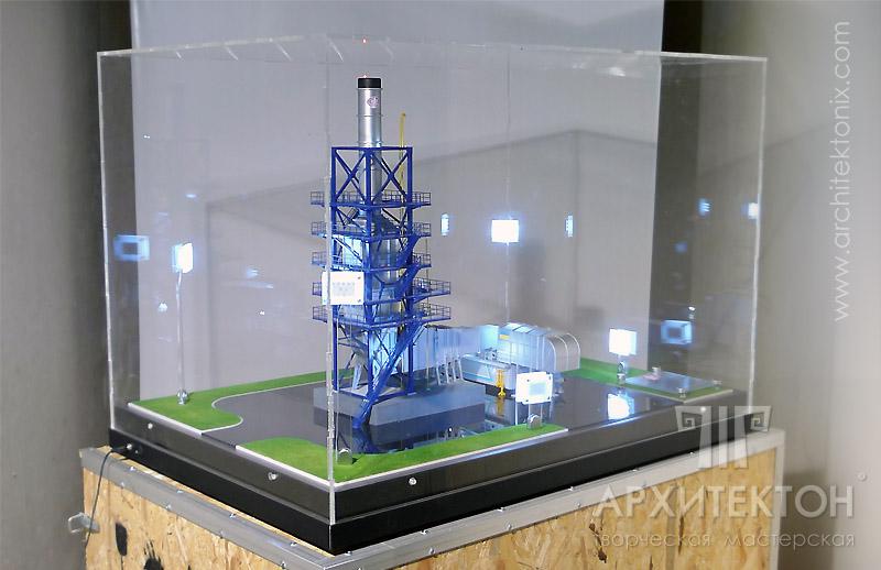 Tek 6 Power Generating Sets Model Architekton Model