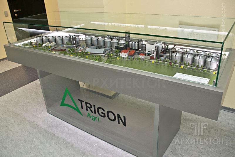 Custom model of elevator