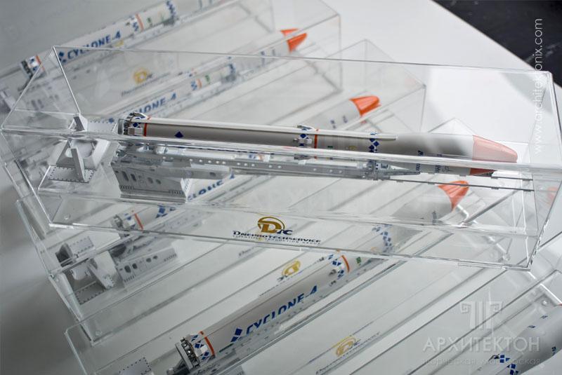 Модель ракети на замовлення
