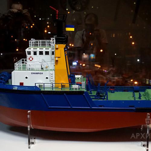 Виготовлення моделі корабля, 3Д друк