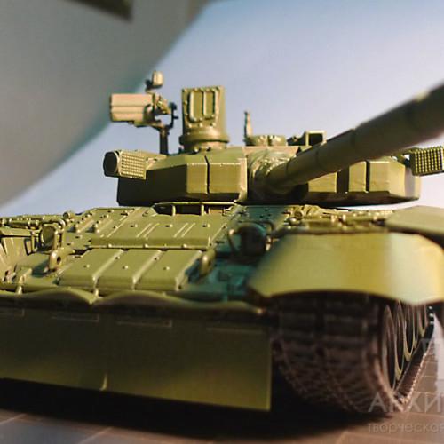 3D printing Model of tank