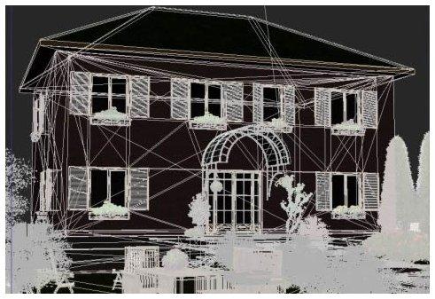 3Д моделирование для архитектурной визуализации