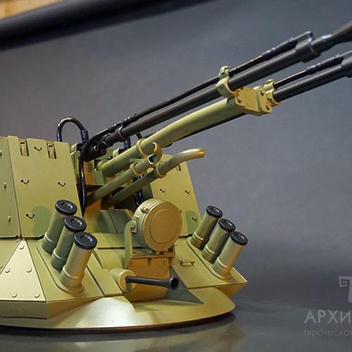 3D друк макет бойового модуля на замовлення. Київ