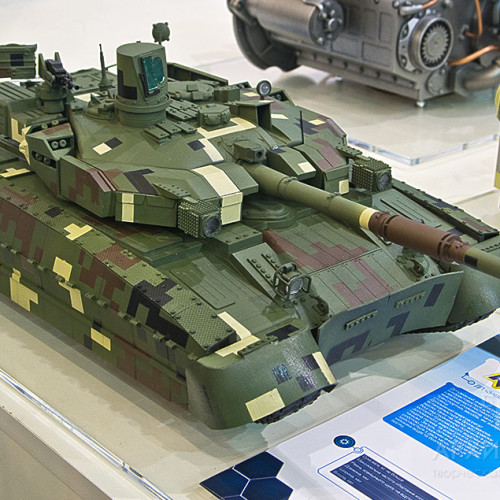 3D print military scale models
