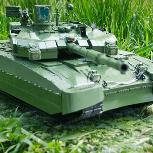 Виставкова модель танка.