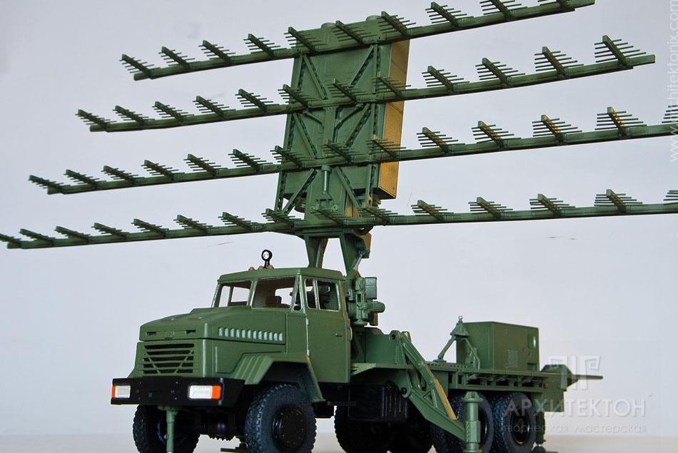 3D друк моделі радару МР-18, Київ
