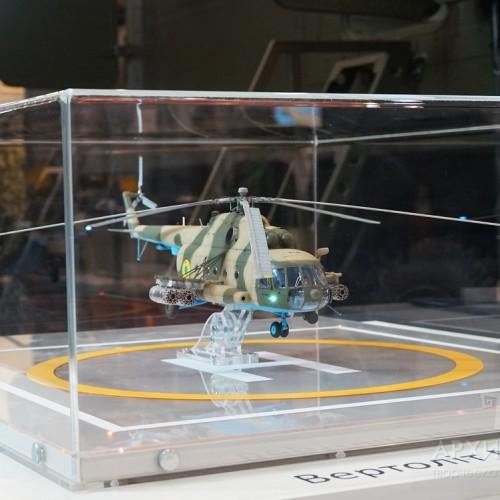 Модель вертольота Мі-8 МТ, Масштаб 1: 35