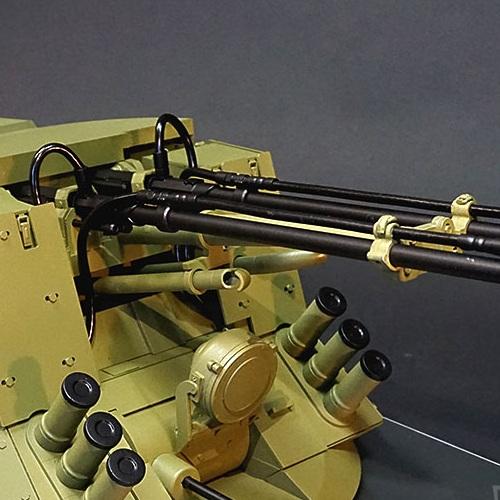 3Д печать модели боевого модуля в масштабе на заказ