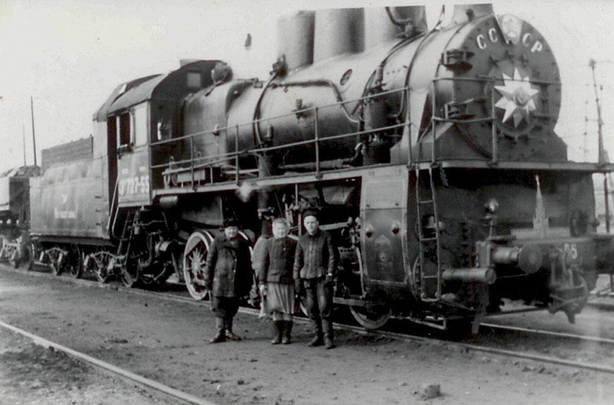 Історичні фотографії для реконструкції вигляду техніки