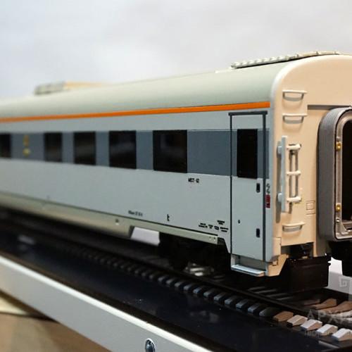 Изготовление модели вагона
